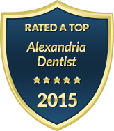 A Top Alexandria Dentist 2015