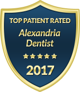 A Top Alexandria Dentist 2017