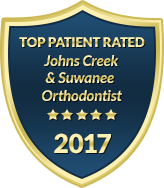 A Top Johns Creek & Suwanee Orthodontist 2017