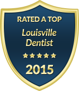 A Top Louisville Dentist 2015