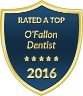 A Top O'Fallon Dentist 2016
