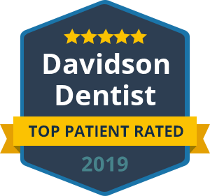 Davidson Dentist Top patient rated 2019