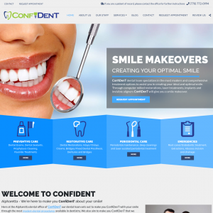 ConfiDenT website