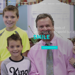 Orthodontist – William R. Kincer website
