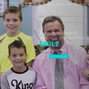 Orthodontist – William R. Kincer website