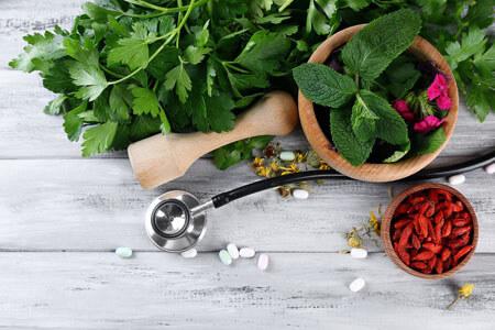 herbs - natural medicine