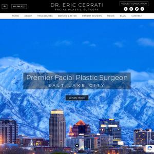 Dr. Eric Cerrati website